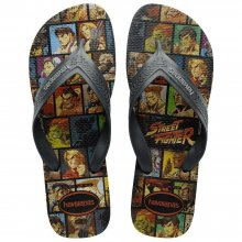 Imagem - Chinelo Havaianas Top Max Street Fighter cód: 41456345178