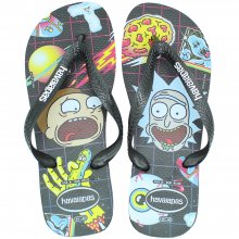 Imagem - Chinelo Havaianas Top Rick And Morty Masculino cód: 41445290090