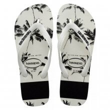 Chinelo Havaianas Top Stripes Logo Masculino