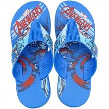 Imagem - Chinelo Infantil Avengers Masculino  Com Splash  cód: 2216223326