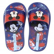Imagem - Chinelo Infantil Disney Mickey Slide Masculino cód: 26424AA067