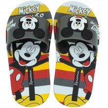 Imagem - Chinelo Infantil Disney Mickey Slide Masculino cód: 2642425047