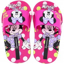 Imagem - Chinelo Infantil Disney Minnie Feminino cód: 2642425704