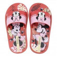 Imagem - Chinelo Infantil Disney Minnie Slide Feminino  cód: 26424AA065