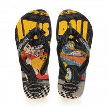 Chinelo Infantil Havaianas Kid Mickey And The Roadster Racers Masculino
