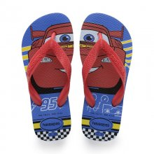 Chinelo Infantil Havaianas Kids Cars Masculino