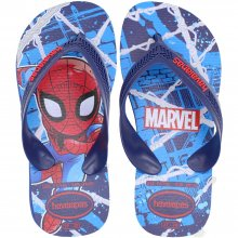Imagem - Chinelo Infantil Havaianas Kids Max Marvel Masculino cód: 41470060555
