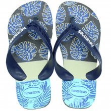 Imagem - Chinelo Infantil Havaianas Kids Max Trend Masculino cód: 41325893222