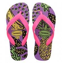 Imagem - Chinelo Infantil Havaianas Kids Top Fashion Feminino  cód: 41443192297