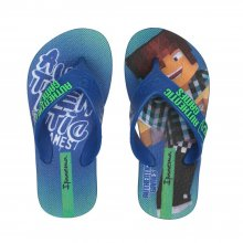 Imagem - Chinelo Infantil Ipanema Authentic Games Masculino cód: 2630620764