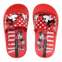 Chinelo Infantil Ipanema Disney Minnie Slide Feminino