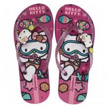 Chinelo Infantil Ipanema Hello Kitty Fashion Feminino