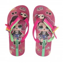 Chinelo Infantil Ipanema Lol Surprise III Feminino