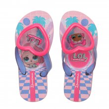 Imagem - Chinelo Infantil Ipanema Lol Surprise Summer Feminina  cód: 2649020197