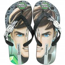Chinelo Infantil Ipanema Max Steel Masculino