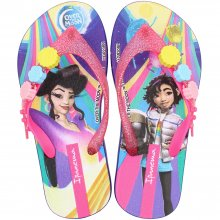 Imagem - Chinelo Infantil Ipanema Netflix Over The Moon Feminino cód: 2662420291