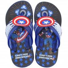 Imagem - Chinelo Infantil Marvel Avengers Icons Masculino  cód: 2227320084