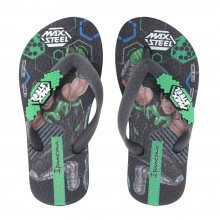 Chinelo Infantil Max Steel Masculino