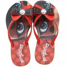 Chinelo Infantil Miraculous Ladybug Petit Feminino
