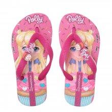 Chinelo Infantil Polly Cupcake Feminino