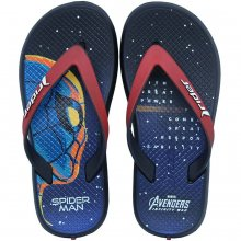 Chinelo Infantil Rider Avengers Spider Man Masculino
