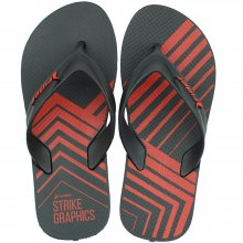 Chinelo Infantil Rider Strike Graphics Masculino