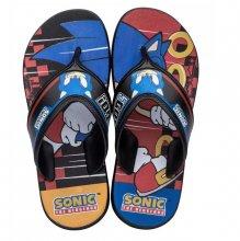 Imagem - Chinelo Infantil Sonic Speed Masculino  cód: 2259125993