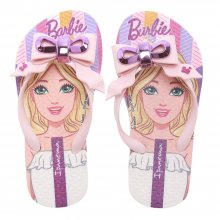 Chinelo Infantil Ipanema Barbie Fashion Feminino