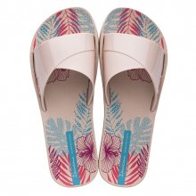 Chinelo Ipanema Fresh Print Slide Feminino