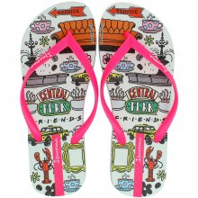Chinelo Ipanema Friends Feminino