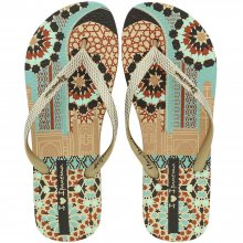 Chinelo Ipanema I Love Traveling Feminino