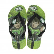 Imagem - Chinelo Ipanema Infantil Max Steel Masculino cód: 2604825600