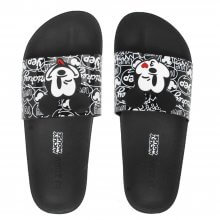 Chinelo Zaxy Pop Mickey Slide Feminino