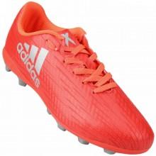 Chuteira Adidas X 16.4 FXG Campo Masculina 8f67478ed6ff4