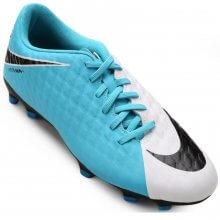 Chuteira Campo Nike Hypervenom Phade 3 FG Masculina