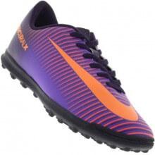 Chuteira Nike Mercurial Vortex 3 TF Society Masculina