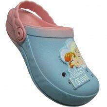 Clog Infantil Disney Frozen Fairtytale Feminino
