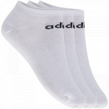 Meia Adidas No Show Kit 3 Pares Feminina