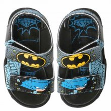 Sandália Baby DC Friends Batman Masculino