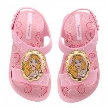 Sandália Baby Disney Princesas Feminina