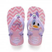 Sandália Baby Havaianas Disney Classic Daisy Feminino