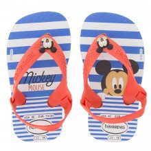 Sandália Baby Havaianas Disney Classic Mickey Masculina