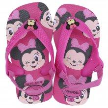 Imagem - Sandália Baby Havaianas Disney Classic Minnie  cód: 41370075784