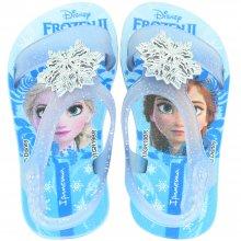Sandália Baby Ipanema Frozen II Gliter Feminina
