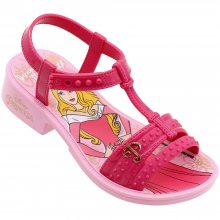 Imagem - Sandália Infantil Disney Princesas Feminina cód: 2262350485