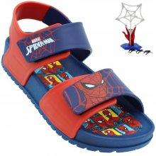 Sandália Infantil Homem Aranha Spider Jump Masculina + Brinde