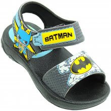 Sandália Infantil Liga Da Justiça Batman Masculina