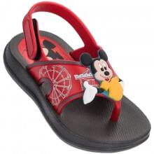 Sandália Infantil Mickey e Minnie Summer Time Baby Masculina