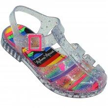Imagem - Sandália Infantil Minnie Rainbow Feminina  cód: 2225853822