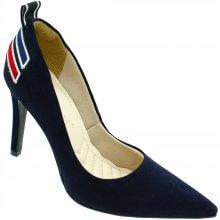 Sapato Bebecê Nobuck Saint Tropez Feminino